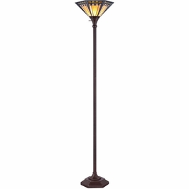 TF1135U Quoizel Arden Lamp 120v A21 Medium Base (3-Way) (1) Light with  Finish