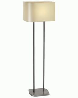 TF3094 Trend Shift Floor Lamp with Brushed Nickel Finish (DISCONTINUED PRODUCT)