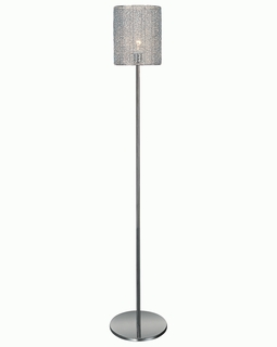 "TF4825 Trend ""Distratto"" Floor Lamp with Chrome (DISCONTINUED PRODUCT)"