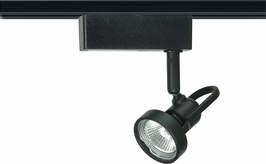 TH260 Nuvo Transitional Black 1 Light MR16 12V Track Head Cast Ring
