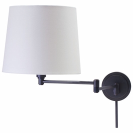 TH725-OB House of Troy Townhouse Wall Swing Lamp in Oil Rubbed Bronze