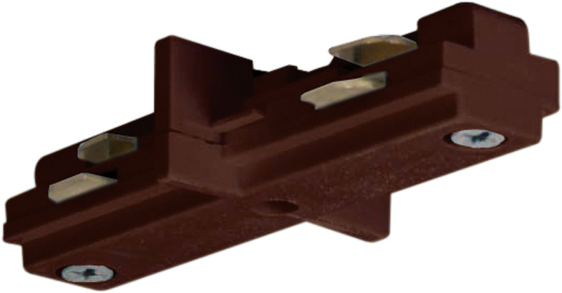 TP205 Nuvo Transitional Brown Mini Straight Connector