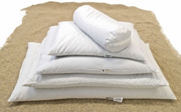 Bean Products Pillows - Latex, Organic, Body, and Wheat Dreamz™