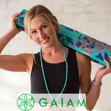 Gaiam Yoga, Fitness, Active Sitting, Massage & Wellness