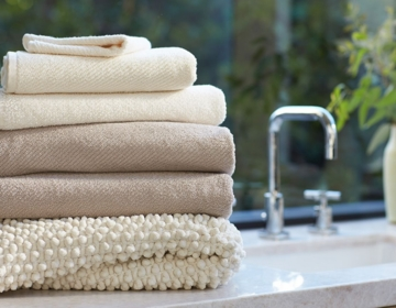 Organic Towels & Shower Curtains