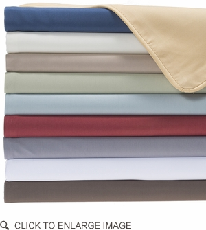 Pillow Sham - BedVoyage Rayon from Bamboo Standard Pillow Shams