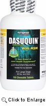 Dasuquin® Chew Tabs for Large Dogs with MSM 150ct