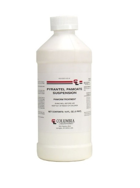 Pyrantel Pamoate For Dogs
