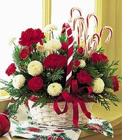 FTD  CHRISTMAS  FLOWERS