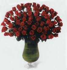 red roses Love You