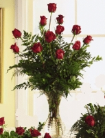 Teleflora T28-02 DZ EXTRA LONG  FANCY RED