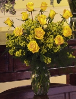 Teleflora T29-02 DZ YELLOW