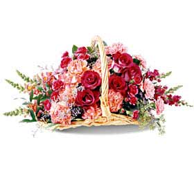 The FTD® Bereavement™ Basket
