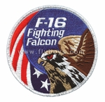 F-16 FIGHTING FALCON 4""