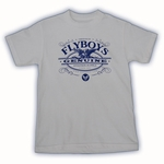 Fly Boys Genuine Aviation Supply Tee - Sold out for now. Please check back later.
