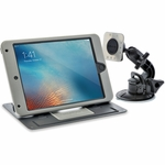 iPad Mini 4 Complete Set - Includes Suction Cup and Mounting Plate