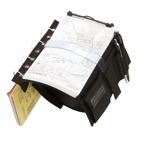 KneeBoard with Eyelets & Clipboard
