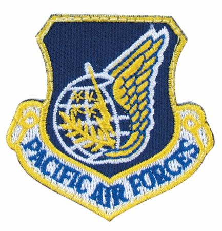 PACIFIC AIR FORCES COMMAND