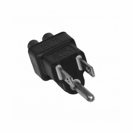 Power Cord Adapter (USA NEMA 5-15P to C5 Power Plug Adapter)