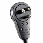 Power Cord (NEMA 5-15P ROTATING 360� To NEMA 5-15R Q-LOCK)