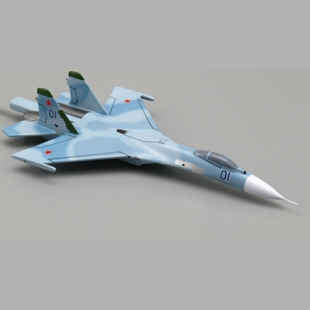 SU-30MKK Custom Painted Briefing Stick: Chinese AF