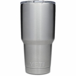 YETI Rambler 30oz Tumbler w/ Lid - Engraving Available