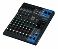 10-Channel Mixing Console: Max. 4 Mic / 10 Line Inputs (4 mono + 3 stereo) / 1 Stereo Bus / 1 AUX (incl. FX) � MG10XU