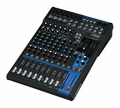 12-Channel Mixing Console: Max. 6 Mic / 12 Line Inputs (4 mono + 4 stereo) / 2 GROUP Buses + 1 Stereo Bus / 2 AUX (incl. FX) � MG12XU