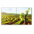 "2x2 46"" LED-Backlit Ultra-Narrow Bezel TileMatrix Video Wall Solution - X464UN-TMX4P"