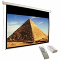 "Accuscreen Electric Projection Screen 92"" HDTV  - 45"" x 80"" Viewing Area - Matte White - 800013"