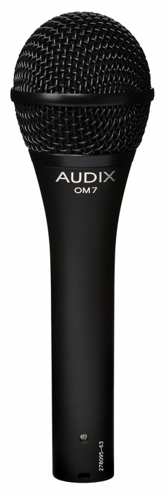 Audix Dynamic Vocal Microphone - OM7