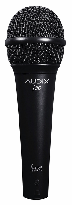 Audix Dynamic Vocal Microphone with On/Off Switch - F50S