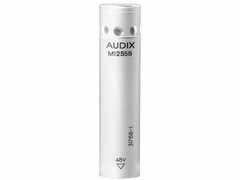 Audix Miniature High Output Condenser Microphone - HyperCardioid, White - M1255BWHC