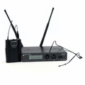 Audix RAD360 UHF Wireless Combo System With HT5 Wireless Headset - Beige - W3HT5BG
