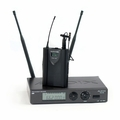 Audix RAD360 UHF Wireless Combo System With L5O Lavalier - W3L5O