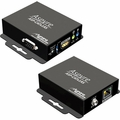 Aurora HDMI 1.4 3D / IR & RS-232 Extender Kit 1080P over 1 Cat-6 (130ft/24bit Color Depth)  - ASP-CATx1RS