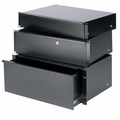 Chief 2U Economy Rack Drawer with Lock - ESD-2-L
