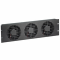 Chief 3U Quiet Triple Fan Panels - NAF33QBA