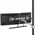 ChiefKontour� K2P Silver Articulating Pole Mount, Dual Monitor Array-K2P22HS