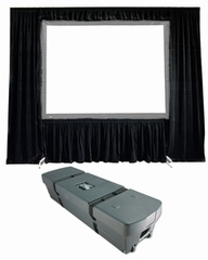 Complete Dresskit for Draper StageScreen with Case