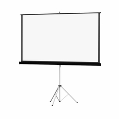Da-Lite Carpeted Picture King with Keystone Eliminator Projection Screen