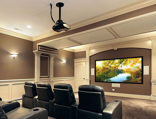 . Deluxe Series HD2 Complete Home Theater Package