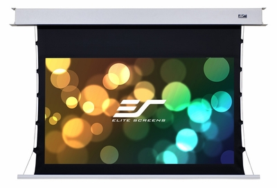Elite Screens Evanesce Tab Tension B 92 Quot Front Projection