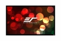 "Elite Screens ezFrame 135"" Front Projection Screen, AcousticPro 1080P3 Fabric - R135WH1-A1080P3"