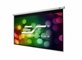 "Elite Screens Manual B 81"" x 108"" Front Projection Screen, MaxWhiteB Fabric - M135V"