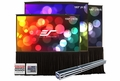 "Elite Screens QuickStand 5-Second 180"" Front Projection Screen, MaxWhite® Fiberglass (FG) Fabric - QS180HD"