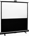 "Encore Portable Cyber Projection Screen 48"" x 64"" - Open Box"