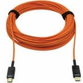 FSR Digital Ribbon HDMI Male to HDMI Male Plenum (15M or 50� Cable)  - DR-PCB-H15M