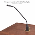 FSR T3-MJ+ Table Microphone Box with Improved Noise Isolation