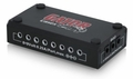 Gator Cases 1700 Milliamp Regulated 9V & 18V Multi-Output DC Power Source for Pedals - G-BUS-8-US